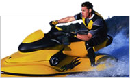 Different types of Personal Watercraft Insurance